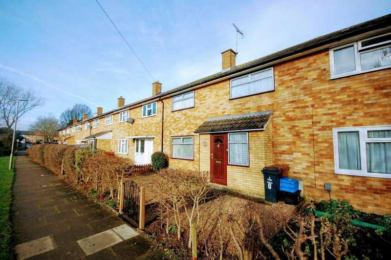 3 Bedrooms Terraced House for sale in Unwin Place, Stevenage