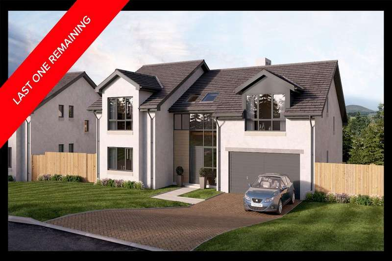 5 Bedrooms Detached House for sale in The Cameron, 20 Halmyre Loan, Romanno Bridge, EH46 7DN