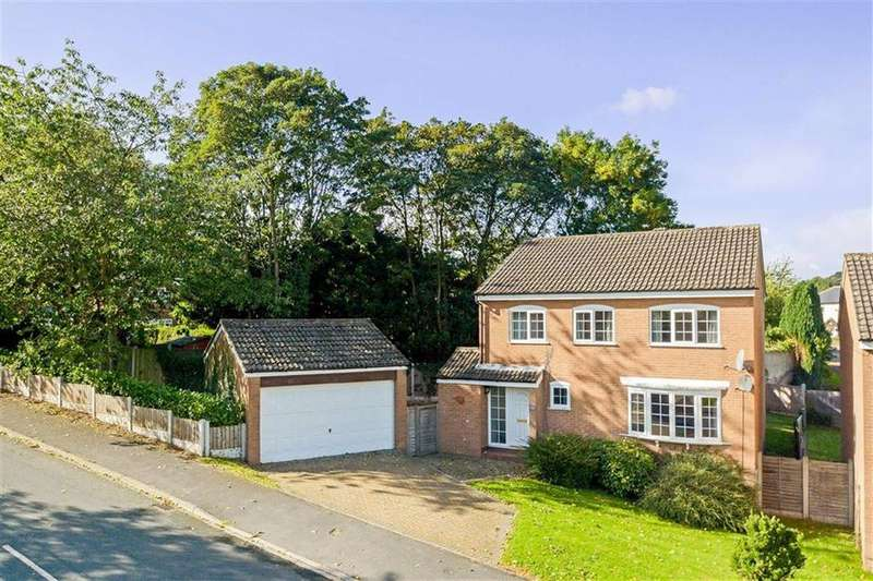 3 Bedrooms Detached House for sale in Tennyson Avenue, Harrogate, North Yorkshire