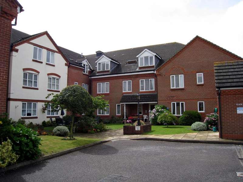 1 Bedroom Retirement Property for sale in Sarisbury Gate, Dove Gardens SO31