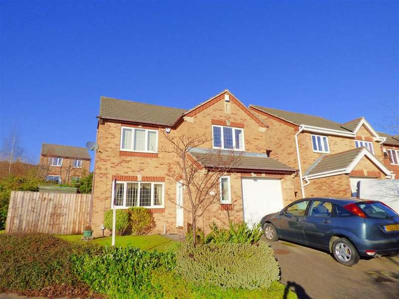 4 Bedrooms Detached House for sale in 44 Fieldhead Way, Heckmondwike