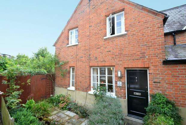 2 Bedrooms End Of Terrace House for sale in Prince Consort Cottages Windsor
