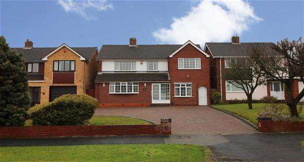 5 Bedrooms Detached House for sale in Norman Road, Walsall