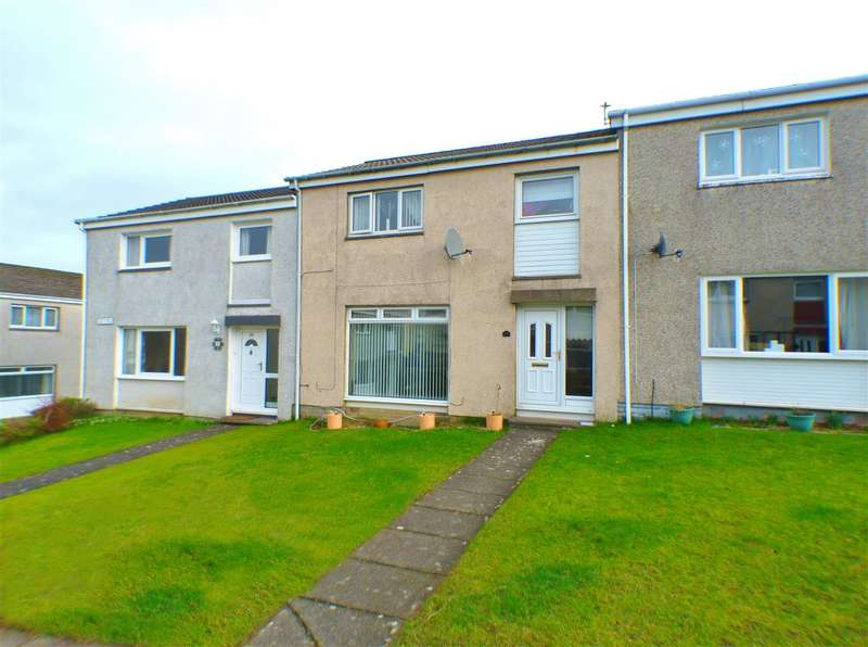 3 Bedrooms Terraced House for sale in Loch Naver, St. Leonards, EAST KILBRIDE