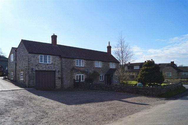 5 Bedrooms Detached House for sale in Nedge Hill, Chewton Mendip, Radstock
