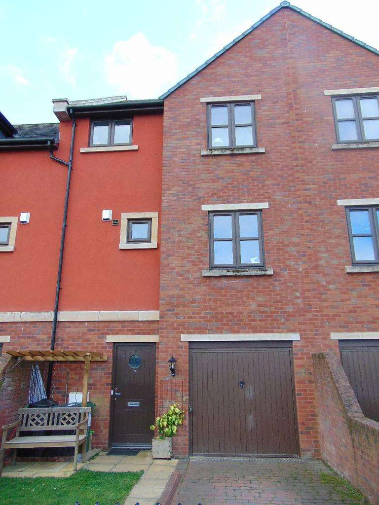 4 Bedrooms Town House for sale in 7 Ellen Wharf, Maryport, CA15 8BG