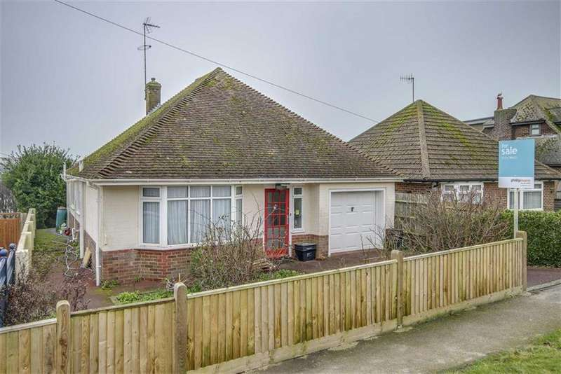 2 Bedrooms Detached Bungalow for sale in Brambletyne Avenue, Saltdean, Brighton