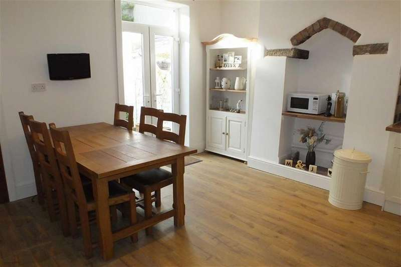 2 Bedrooms Terraced House for sale in Warehouse Lane, Foulridge, Lancashire, BB8