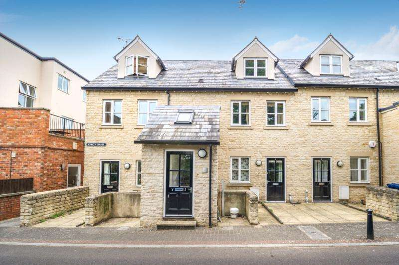 3 Bedrooms Apartment Flat for sale in Evelyn Court, 267B Cowley Road, Oxford, Oxfordshire