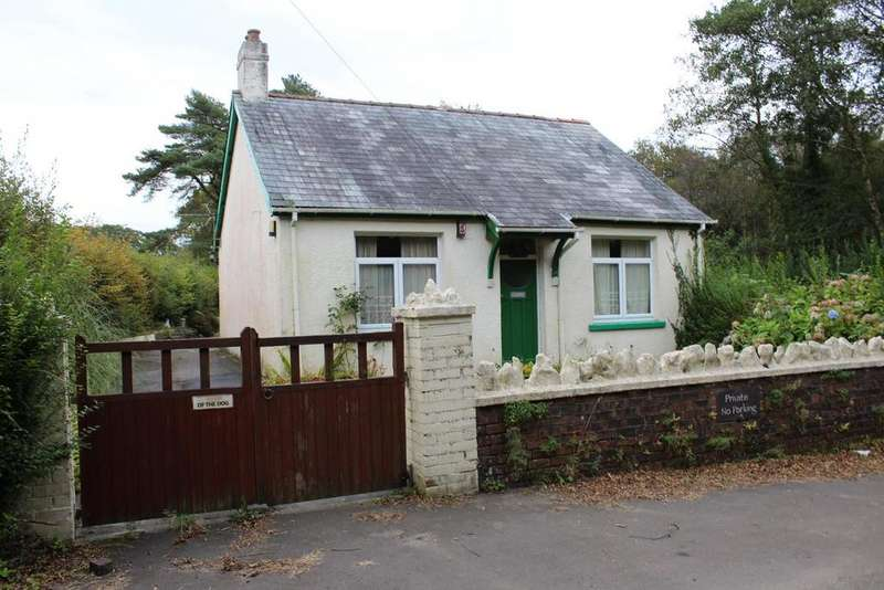 2 Bedrooms Detached Bungalow for sale in Thornhill Road, Cross Hands, Llanelli