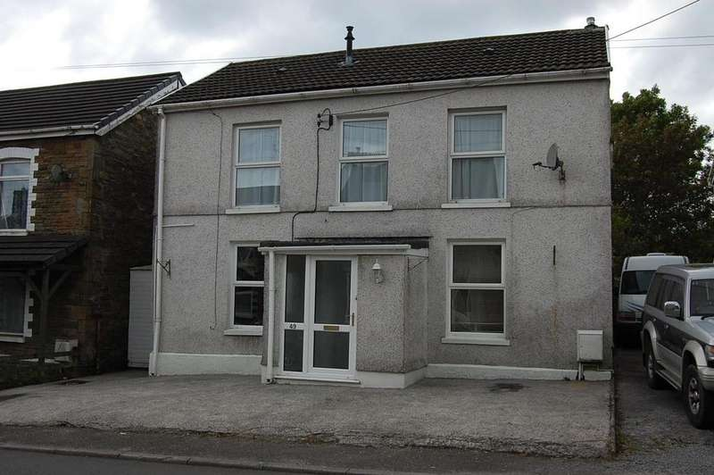 5 Bedrooms Detached House for sale in Tirycoed Road, Ammanford