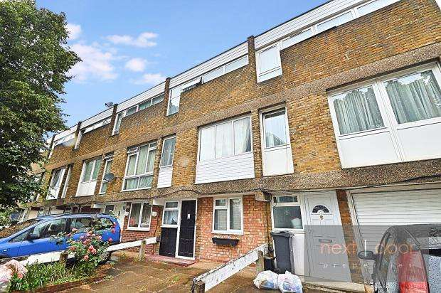 5 Bedrooms Terraced House for sale in St. James's Crescent, London, SW9