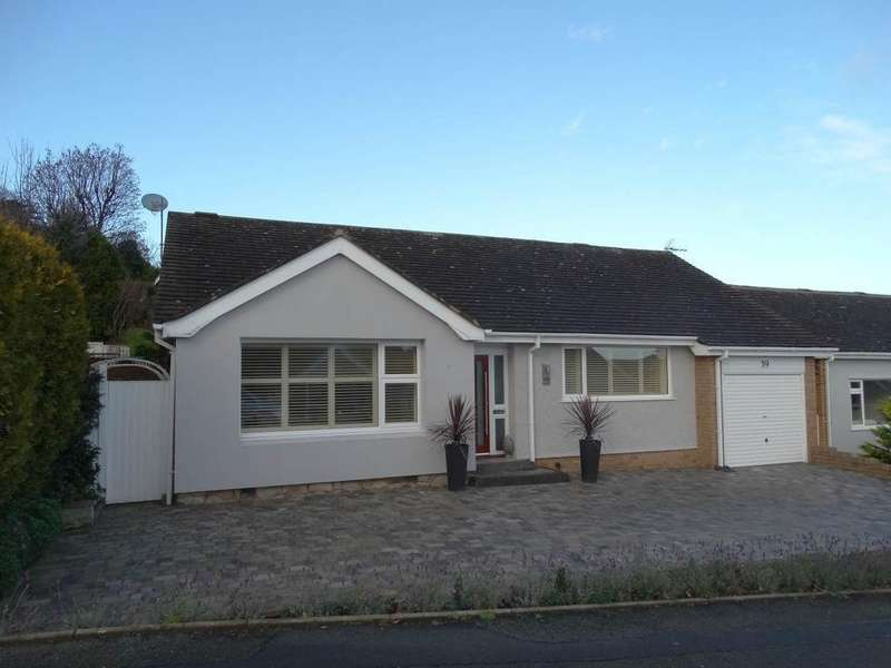 3 Bedrooms Detached Bungalow for sale in 39 Brompton Park, Rhos on Sea, LL28 4TW