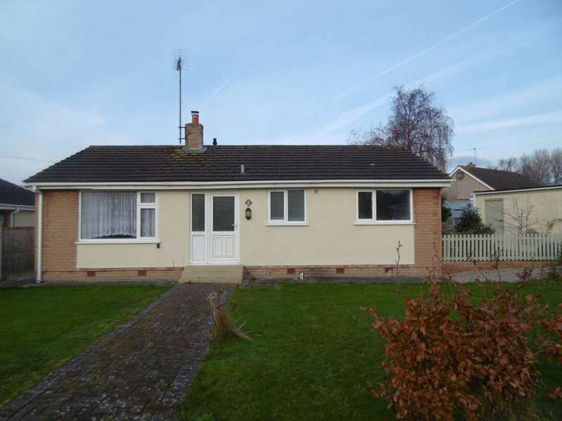 2 Bedrooms Detached Bungalow for sale in 2 Lon Y Gaer, Deganwy, LL31 9RG