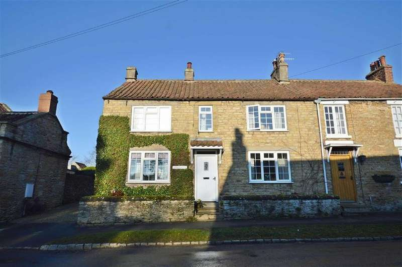 3 Bedrooms Cottage House for sale in Main Street, Hutton Buscel