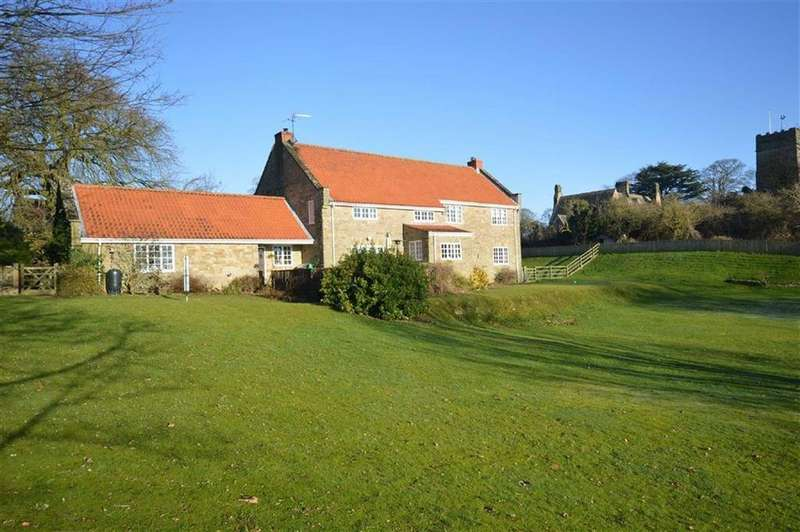 5 Bedrooms Detached House for sale in Main Street, Hutton Buscel