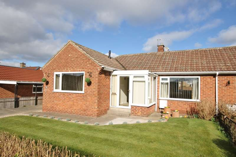 2 Bedrooms Bungalow for sale in Newsham Way, Northallerton DL7 8HT