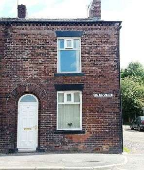 2 Bedrooms End Of Terrace House for sale in Hollins Road, Oldham, OL8 3AA