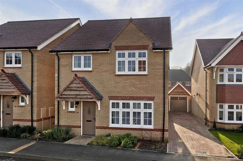 4 Bedrooms Detached House for sale in Empress Road, Aylesford, Kent