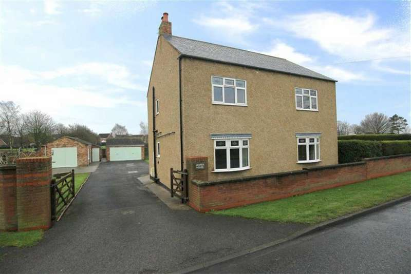 4 Bedrooms Detached House for sale in Boroughbridge Road, Northallerton, North Yorkshire