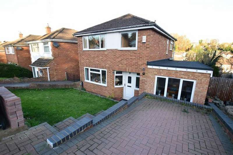 3 Bedrooms Detached House for sale in Sheridan Avenue, Caversham, Reading