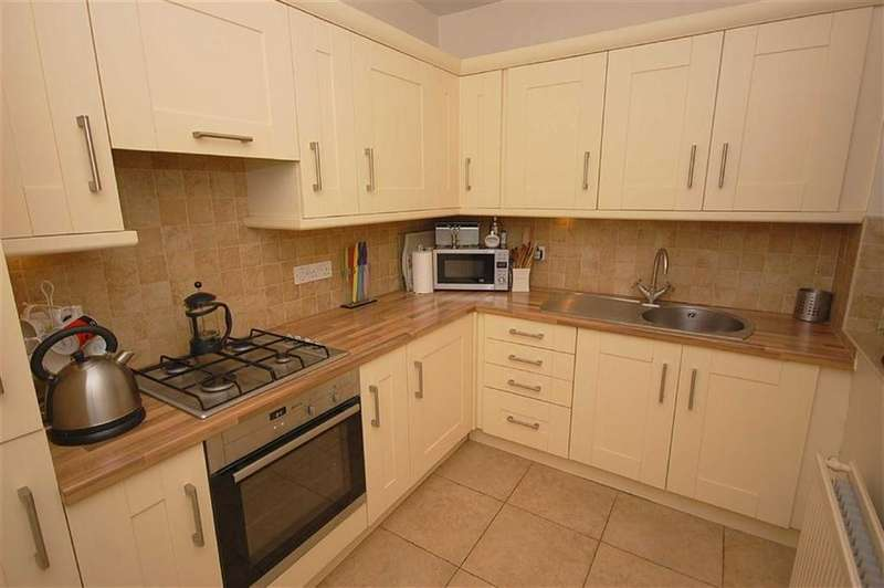 2 Bedrooms End Of Terrace House for sale in Chatsworth Road, Brampton, Chesterfield, Derbyshire, S40