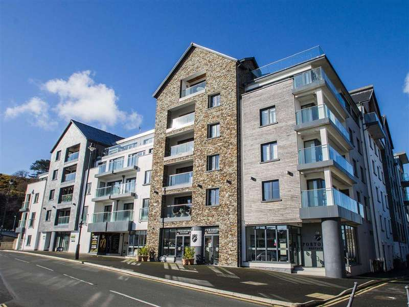 2 Bedrooms Apartment Flat for sale in Quay West Apartments, Douglas