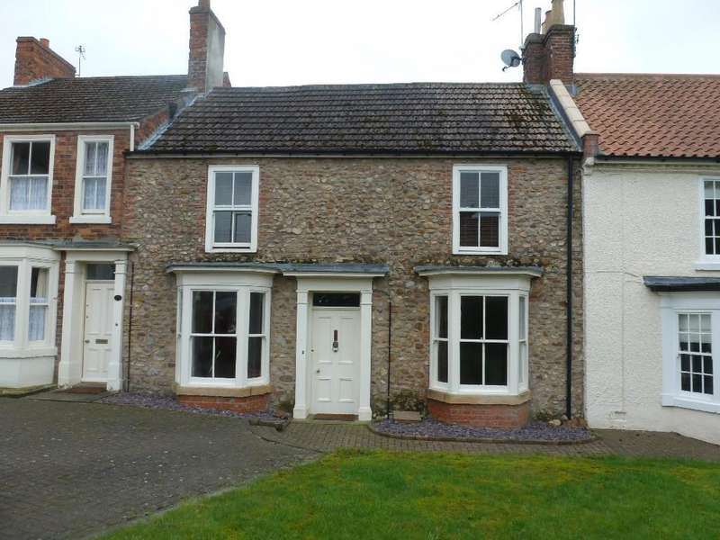 3 Bedrooms Terraced House for sale in West End, Sedgefield