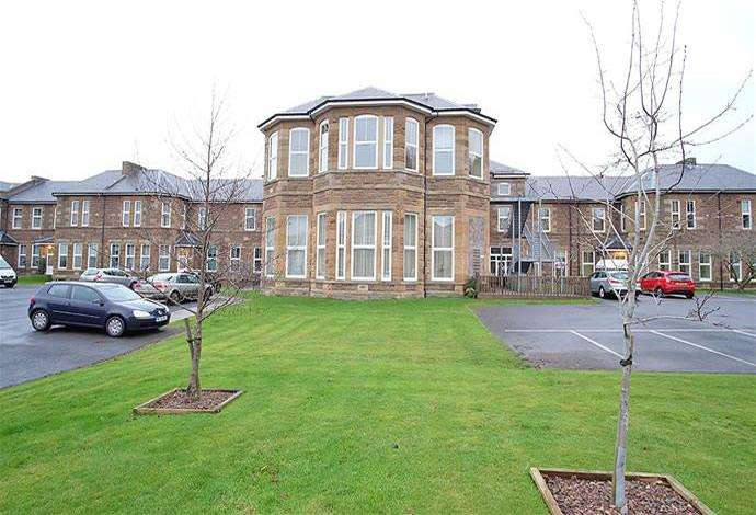 3 Bedrooms Flat for sale in 40 Dingleton Apartments, Melrose, TD6 9HJ
