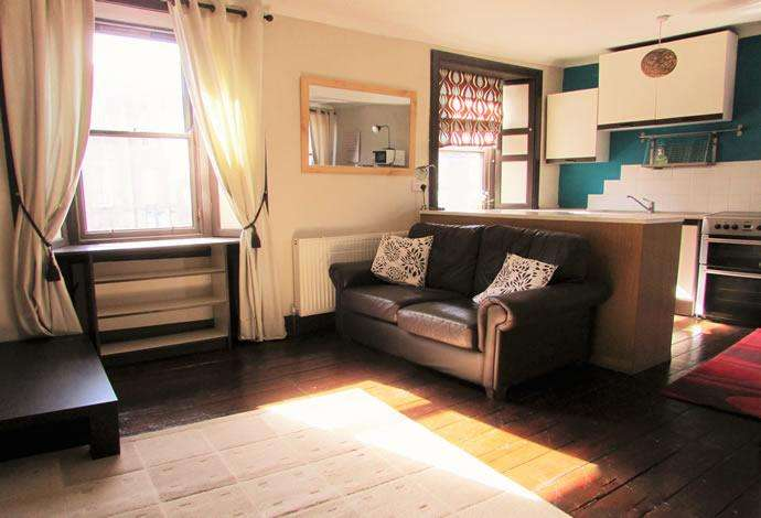 1 Bedroom Flat for sale in 1a High Street, Hawick, TD9 9BZ