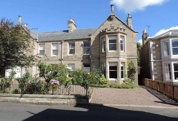 4 Bedrooms Semi Detached House for sale in Springmount, 16 Forestfield, Kelso, TD5 7BX