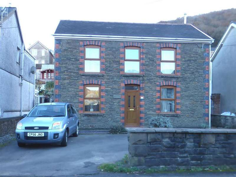 3 Bedrooms House for sale in Edward Street, Pontardawe, Swansea