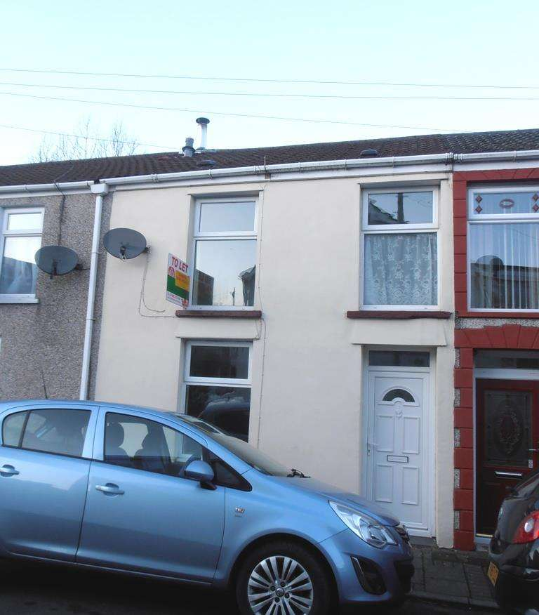 3 Bedrooms Terraced House for sale in Hall Street, Aberdare