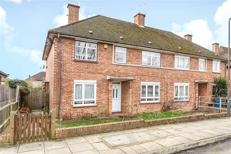 2 Bedrooms Maisonette Flat for sale in Whittington Way, Pinner, Middlesex, HA5