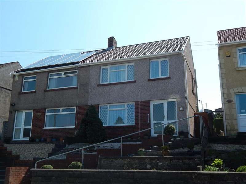3 Bedrooms Semi Detached House for sale in Birchgrove Road, Birchgrove, Swansea