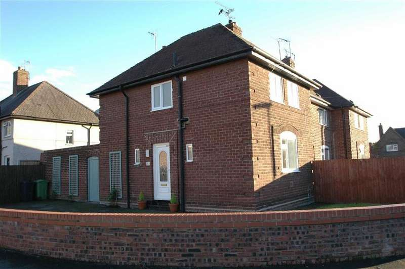 3 Bedrooms Semi Detached House for sale in Holly Road, Lache, Chester