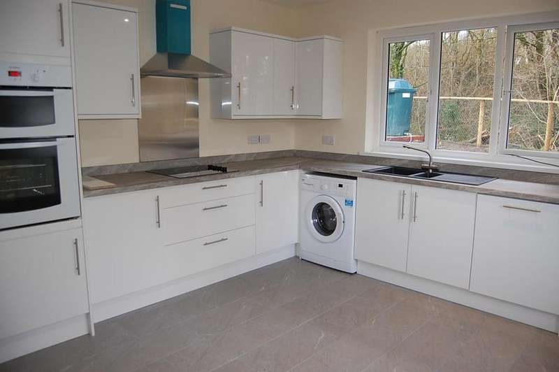 3 Bedrooms Detached Bungalow for sale in Penygroes Road, Caerbryn, Ammanford