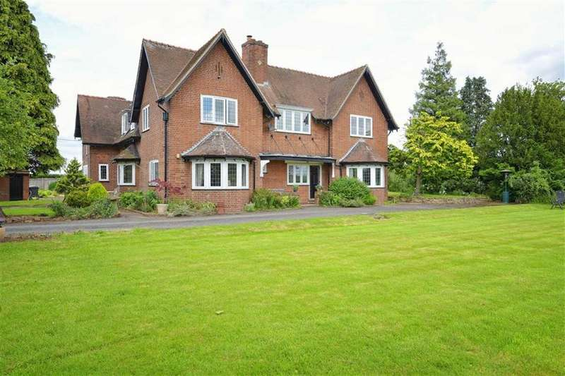 5 Bedrooms Detached House for sale in Tamworth Road, Nether Whitacre