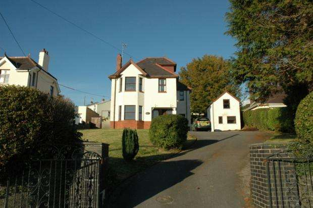 4 Bedrooms Detached House for sale in Adpar, Newcastle Emlyn, Ceredigion