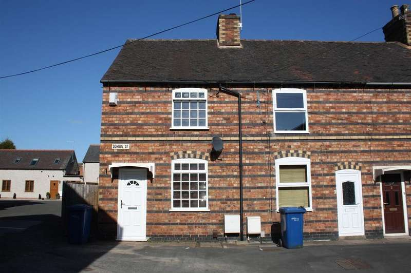 2 Bedrooms House for sale in School Street, Tamworth