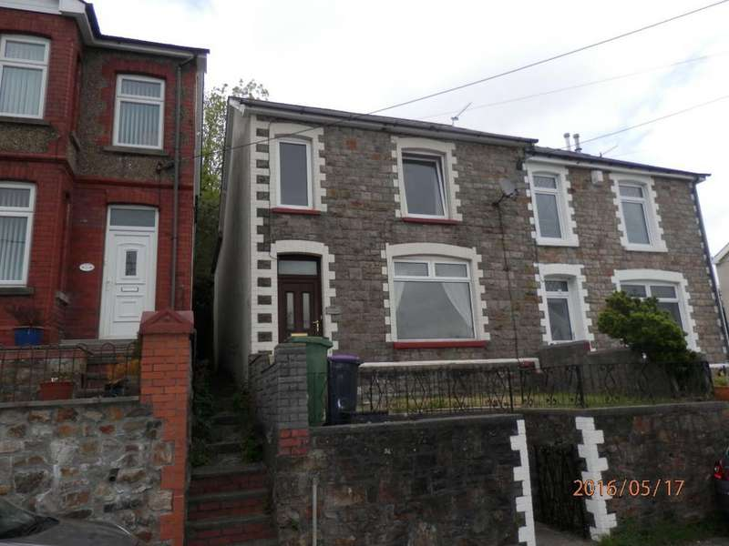 3 Bedrooms Semi Detached House for sale in St Claire, Manor Road Abersychan