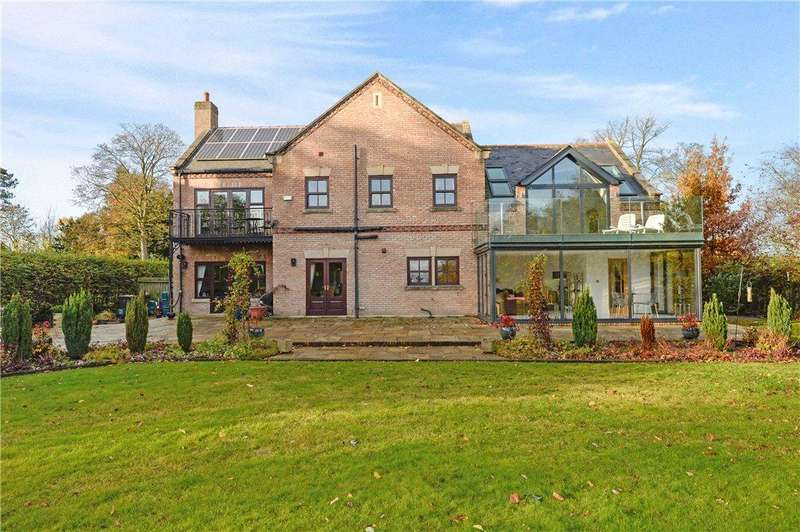 4 Bedrooms Detached House for sale in Littlethorpe Road, Ripon, North Yorkshire