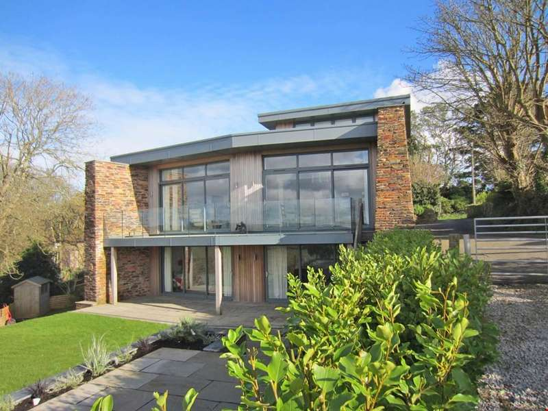 3 Bedrooms Detached House for sale in Mawnan Smith, Nr. Falmouth, Cornwall, TR11