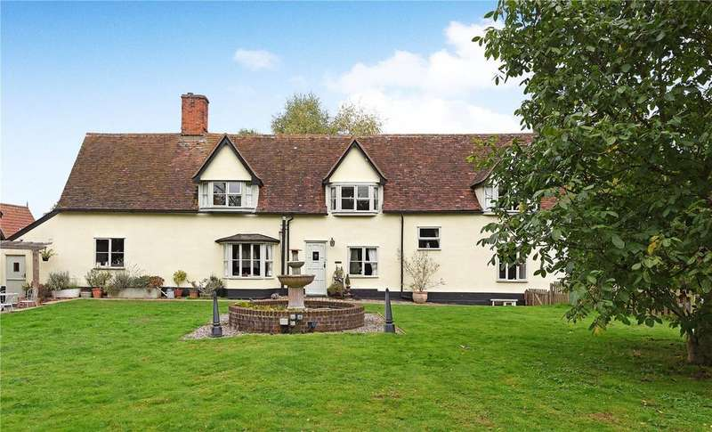 4 Bedrooms House for sale in Badley, Nr Ipswich, Suffolk, IP6