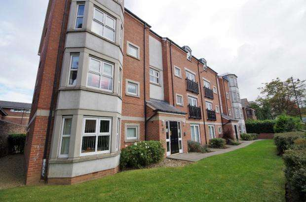 2 Bedrooms Apartment Flat for sale in Cresswell Court, Tunstall Road, Ashbrooke, SR2