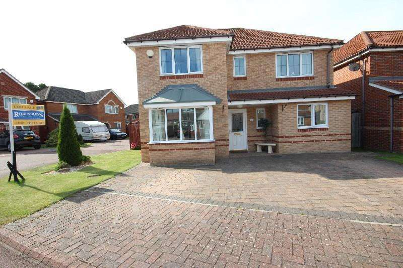 4 Bedrooms Detached House for sale in Meadowgate Drive, Hartlepool
