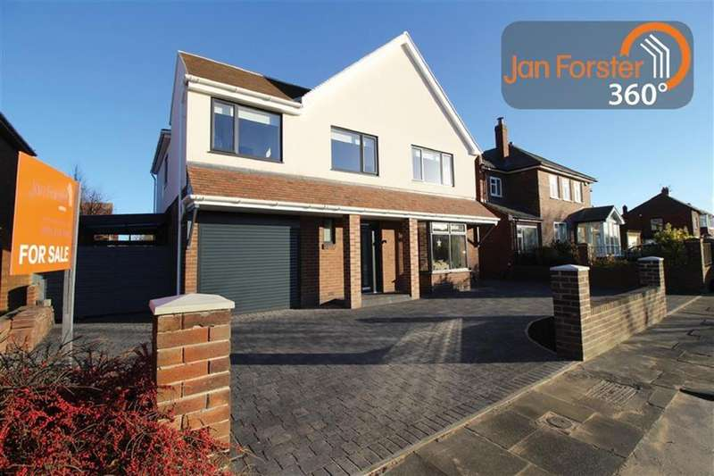 5 Bedrooms Detached House for sale in The Broadway, Tynemouth