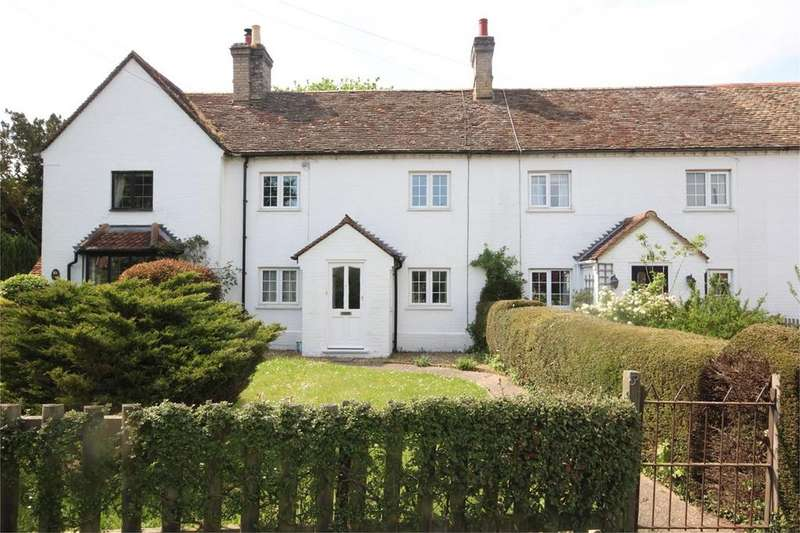 3 Bedrooms Terraced House for sale in Silver End Road, Haynes, Bedfordshire, MK45