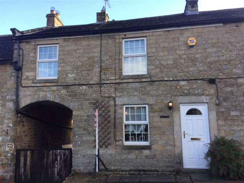3 Bedrooms Terraced House for sale in Dark Lane, Richmond, North Yorkshire