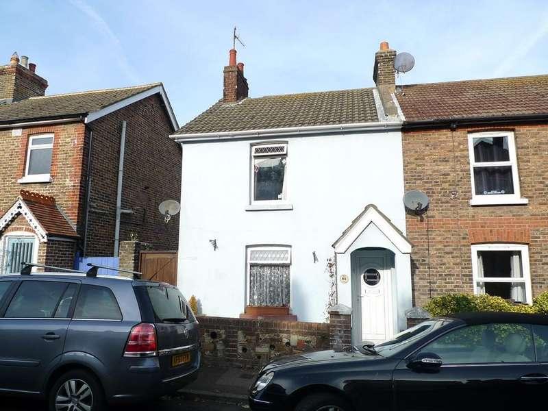 2 Bedrooms Terraced House for sale in Bradford Street, Eastbourne, BN21